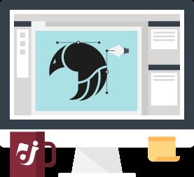 Logo design from Design-Jobber